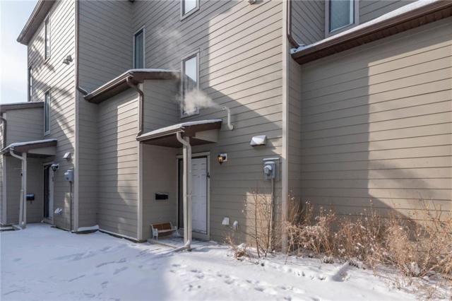 107 Grier Terrace NE #4, Calgary, AB T2K 5Y6 (#C4243800) :: Redline Real Estate Group Inc