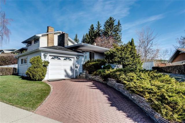 1536 Windsor Street NW, Calgary, AB T2N 3X3 (#C4243815) :: The Cliff Stevenson Group