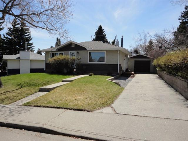 407 Blackthorn Road NW, Calgary, AB T2K 3S6 (#C4243836) :: Redline Real Estate Group Inc