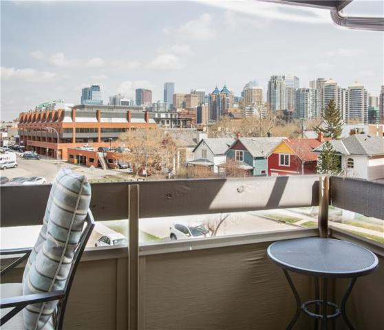 1222 Kensington Close NW #404, Calgary, AB T2N 3J7 (#C4243859) :: The Cliff Stevenson Group