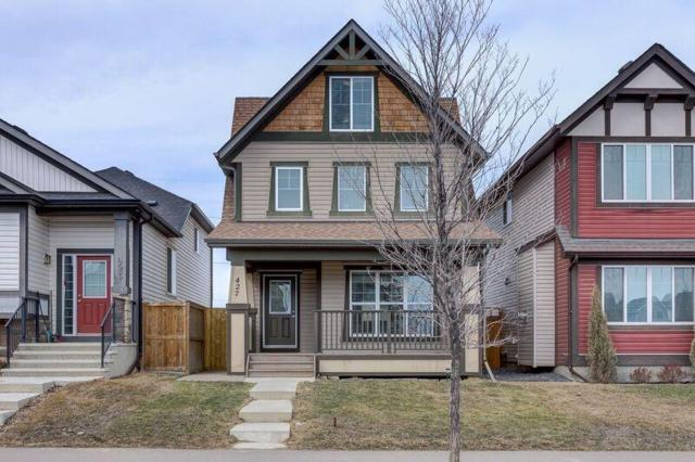 427 Copperpond Boulevard SE, Calgary, AB T2Z 0Z6 (#C4243863) :: Redline Real Estate Group Inc