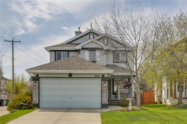 18393 Chaparral Street SE, Calgary, AB T2X 3K9 (#C4243880) :: Redline Real Estate Group Inc