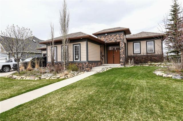 6 Monterra Link, Rural Rocky View County, AB T4C 0G7 (#C4243896) :: Redline Real Estate Group Inc