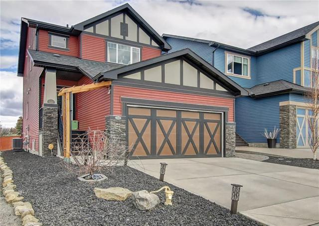 242 Fireside Place, Cochrane, AB T4C 0R6 (#C4243921) :: Redline Real Estate Group Inc