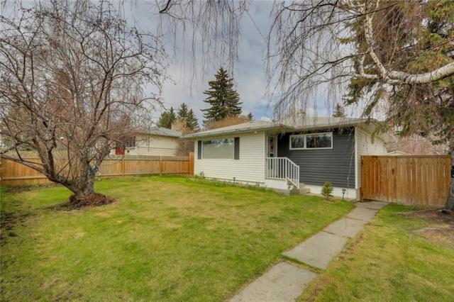 708 Heritage Drive SW, Calgary, AB T2V 2W5 (#C4243926) :: The Cliff Stevenson Group