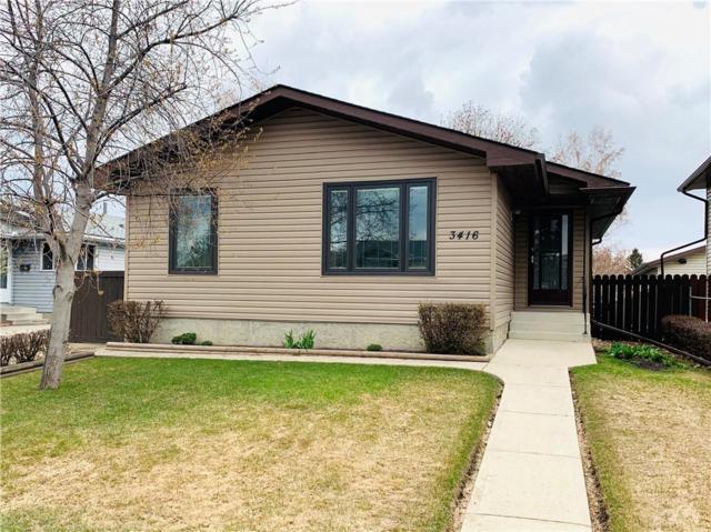 3416 60 Street NE, Calgary, AB T1Y 3S9 (#C4243952) :: Redline Real Estate Group Inc