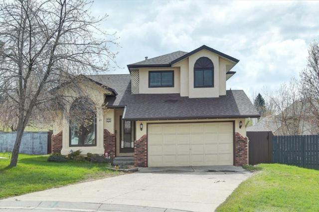 42 Deerfield Manor SE, Calgary, AB T2J 6Z4 (#C4243955) :: The Cliff Stevenson Group