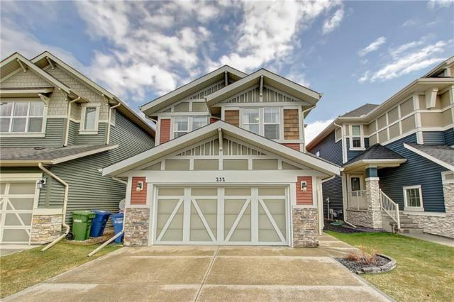 232 Kingsmere Cove SE, Airdrie, AB T4A 0S1 (#C4243963) :: Redline Real Estate Group Inc