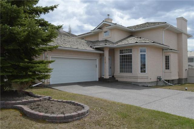 378 Mountain Park Drive SE, Calgary, AB T2Z 2T8 (#C4243974) :: The Cliff Stevenson Group