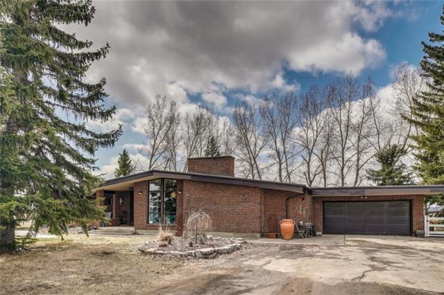 34202 Twp Rd 240, Rural Rocky View County, AB  (#C4243977) :: The Cliff Stevenson Group