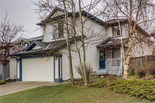 841 Citadel Way NW, Calgary, AB T3G 4Y1 (#C4243993) :: Redline Real Estate Group Inc