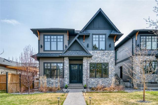 5856 Bowwater Crescent NW, Calgary, AB T3B 2E2 (#C4244000) :: The Cliff Stevenson Group