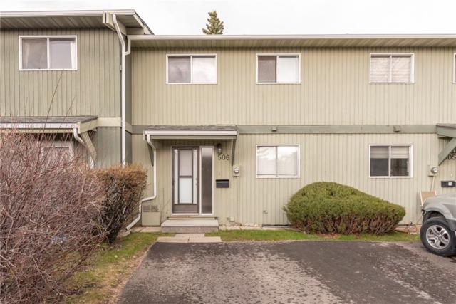 120 Silvercreek Close NW #506, Calgary, AB T3B 4N8 (#C4244004) :: Redline Real Estate Group Inc