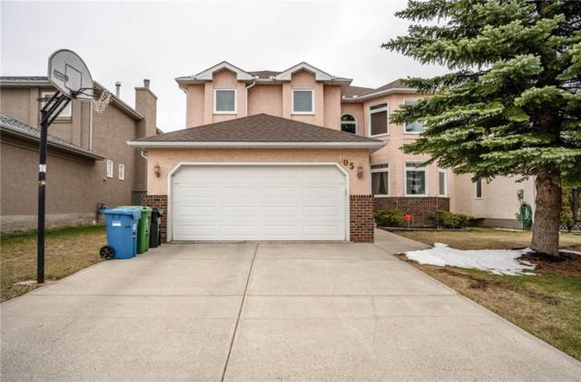 105 Hawktree Circle NW, Calgary, AB T3G 2Z3 (#C4244011) :: Redline Real Estate Group Inc