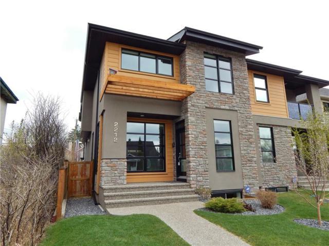 2212 5 Avenue NW, Calgary, AB T2N 0S7 (#C4244017) :: Redline Real Estate Group Inc