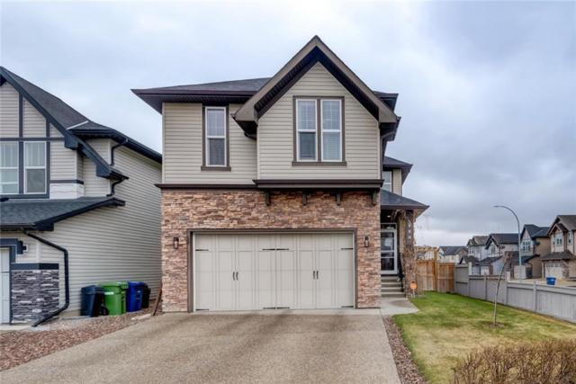 150 Hillcrest Circle SW, Airdrie, AB T4B 0Y5 (#C4244028) :: Redline Real Estate Group Inc
