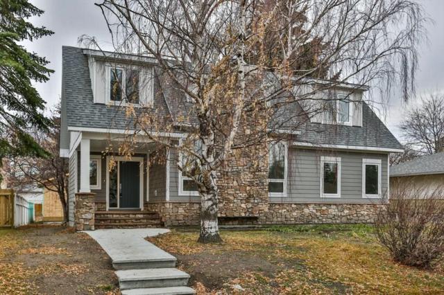 327 Trafford Drive NW, Calgary, AB T2K 2T1 (#C4244032) :: Redline Real Estate Group Inc