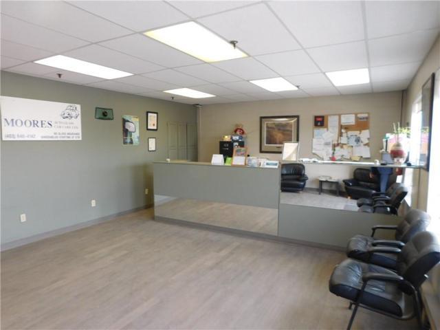 7004 5 Street SE Bay P, Calgary, AB T2H 2G3 (#C4244044) :: The Cliff Stevenson Group