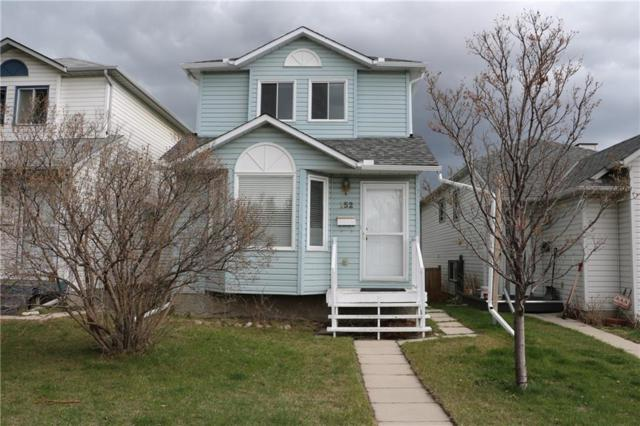 152 Hunterhorn Drive NE, Calgary, AB T2K 6H3 (#C4244052) :: Redline Real Estate Group Inc