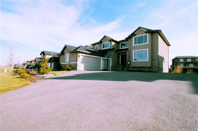 11 King's Road, Rural Rocky View County, AB T2M 4L5 (#C4244078) :: The Cliff Stevenson Group
