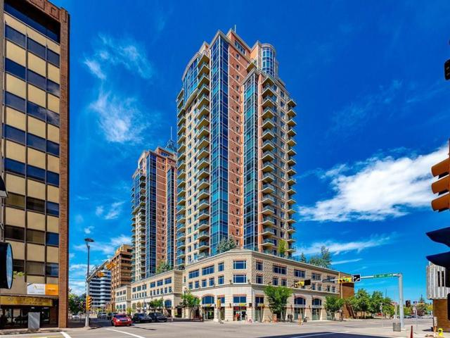 910 5 Avenue SW #2802, Calgary, AB T2P 0C3 (#C4244079) :: The Cliff Stevenson Group