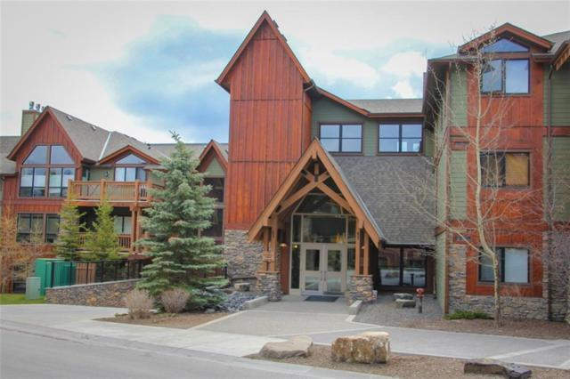 106 Stewart Creek Landing #303, Canmore, AB T1W 0G6 (#C4244110) :: Canmore & Banff