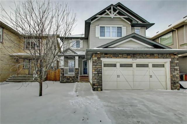 129 Silverado Ponds Way SW, Calgary, AB T2X 0B7 (#C4244113) :: Canmore & Banff