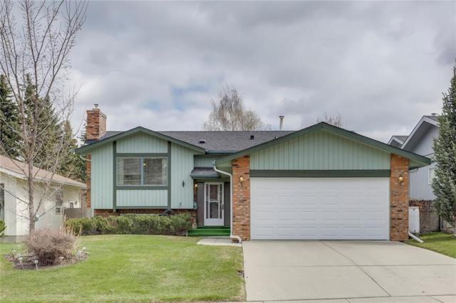 9544 Oakland Way SW, Calgary, AB T2V 4G5 (#C4244143) :: The Cliff Stevenson Group