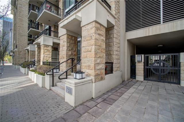 31 Waterfront Mews SW, Calgary, AB T2P 0X3 (#C4244150) :: The Cliff Stevenson Group