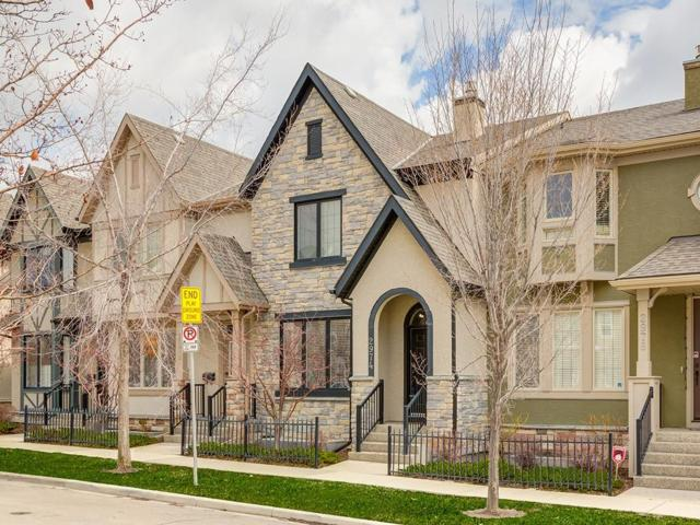 2974 Peacekeepers Way SW, Calgary, AB T3E 7R6 (#C4244184) :: The Cliff Stevenson Group