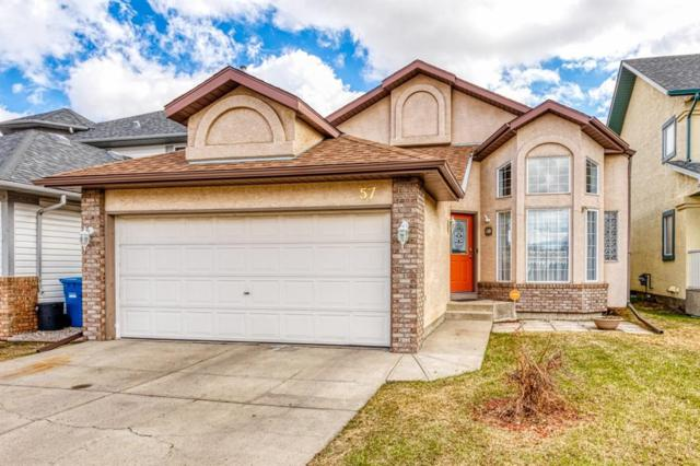 57 Harvest Glen Way NE, Calgary, AB T3K 4J3 (#C4244187) :: The Cliff Stevenson Group