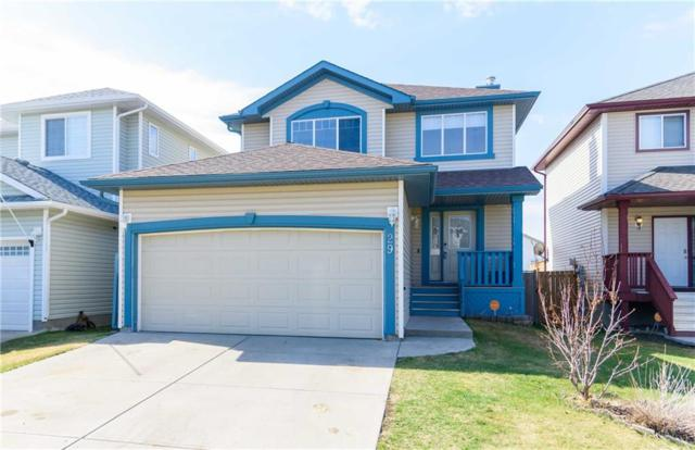 29 Creek Springs Road NW, Airdrie, AB T4B 2V5 (#C4244194) :: The Cliff Stevenson Group