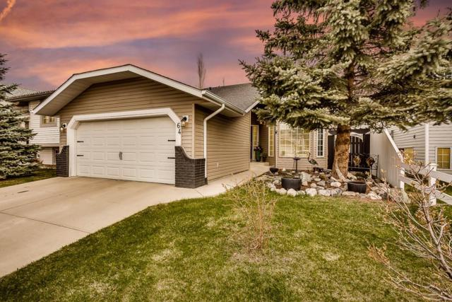 64 Elderwood Place SE, Airdrie, AB T4B 2G2 (#C4244217) :: The Cliff Stevenson Group