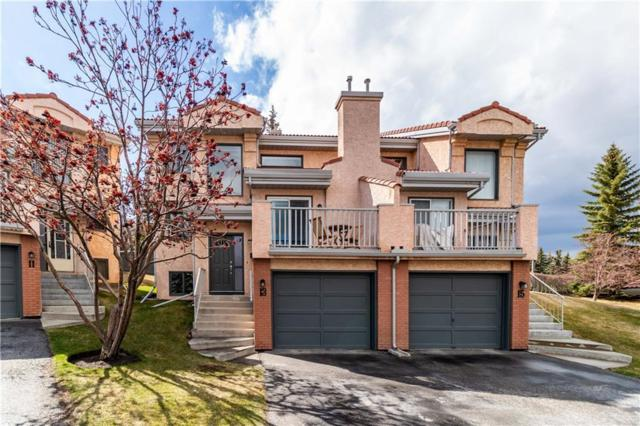 5810 Patina Drive SW #13, Calgary, AB T3H 2Y6 (#C4244246) :: Redline Real Estate Group Inc