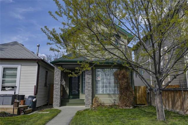 1631 16A Street SE, Calgary, AB T2G 3S6 (#C4244260) :: Redline Real Estate Group Inc