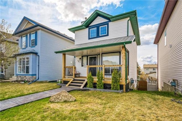 127 Bridlewood Common SW, Calgary, AB T2Y 3R8 (#C4244272) :: The Cliff Stevenson Group