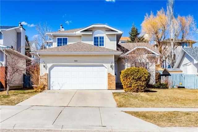 344 Millrise Drive SW, Calgary, AB T2Y 2B4 (#C4244280) :: The Cliff Stevenson Group