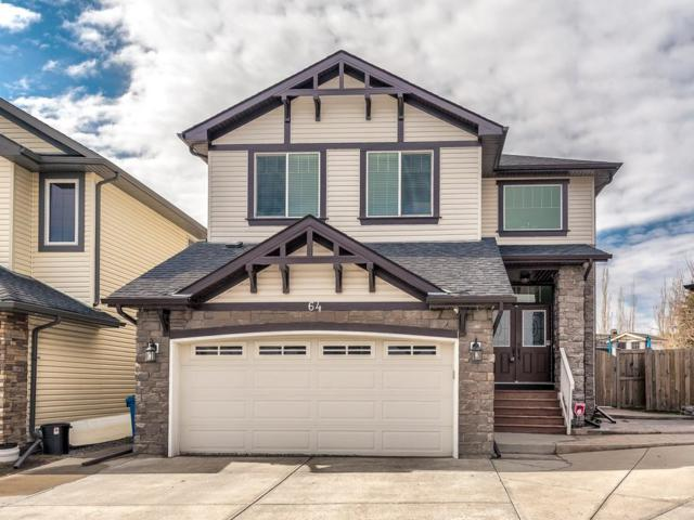 64 Kincora Hill(S) NW, Calgary, AB T3R 0A9 (#C4244281) :: Redline Real Estate Group Inc