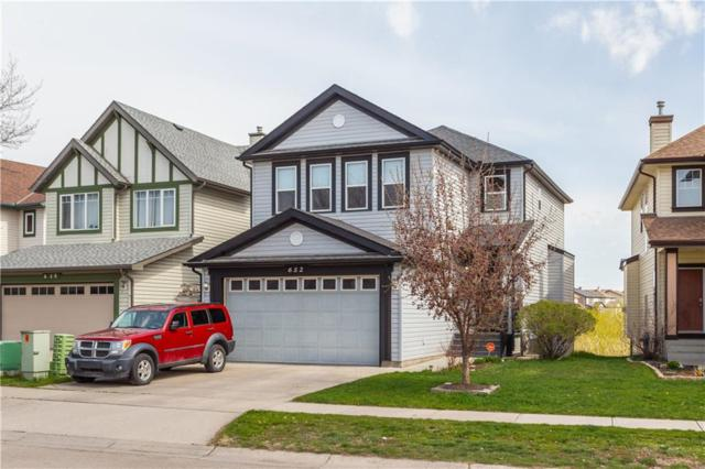 652 Copperfield Boulevard SE, Calgary, AB T2Z 4C6 (#C4244294) :: Redline Real Estate Group Inc