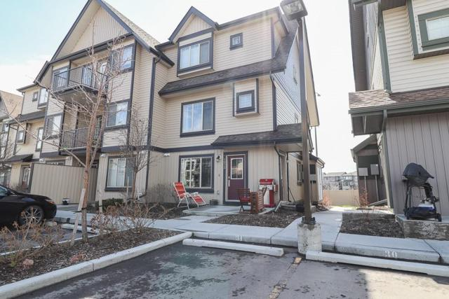 121 Copperpond Common SE #1212, Calgary, AB T2Z 5B6 (#C4244297) :: Redline Real Estate Group Inc