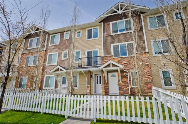 300 Marina Drive #37, Chestermere, AB T1X 0P6 (#C4244332) :: Redline Real Estate Group Inc