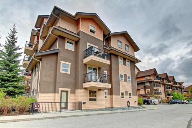 186 Kananaskis Way #200, Canmore, AB T1W 0A2 (#C4244338) :: Redline Real Estate Group Inc