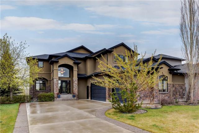 415 Rodeo Ridge, Rural Rocky View County, AB T3Z 3G2 (#C4244348) :: The Cliff Stevenson Group