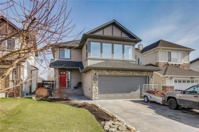 2564 Coopers Circle SW, Airdrie, AB T4B 3B7 (#C4244356) :: The Cliff Stevenson Group