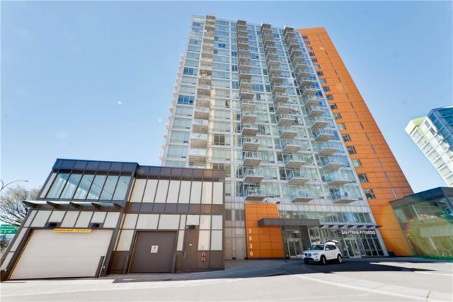 3830 Brentwood Road NW #1601, Calgary, AB T2L 2J9 (#C4244359) :: Redline Real Estate Group Inc