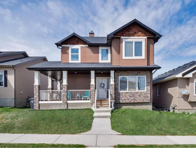 1912 High Country Drive NW, High River, AB T1V 0A5 (#C4244360) :: The Cliff Stevenson Group