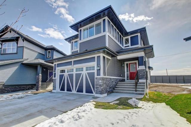 278 Kingfisher Crescent SE, Airdrie, AB T4A 0X5 (#C4244396) :: Redline Real Estate Group Inc