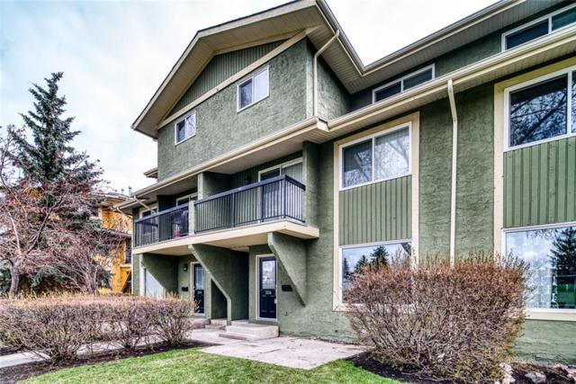2200 Woodview Drive SW #304, Calgary, AB  (#C4244402) :: The Cliff Stevenson Group
