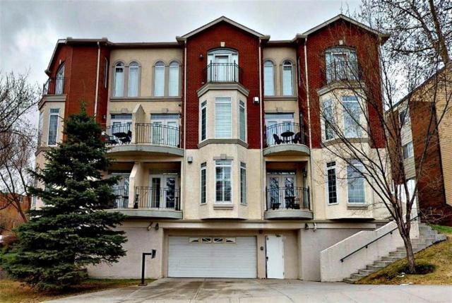 5703 5 Street SW #104, Calgary, AB T2V 1A8 (#C4244403) :: The Cliff Stevenson Group