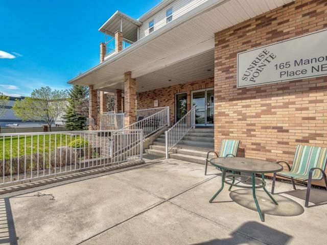 165 Manora Place NE #443, Calgary, AB T2A 7X5 (#C4244411) :: Redline Real Estate Group Inc